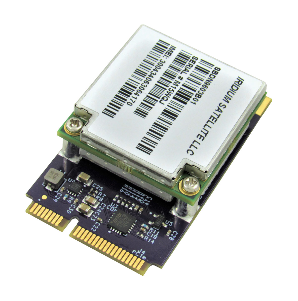GW16130 Mini-PCIe Satellite Modem