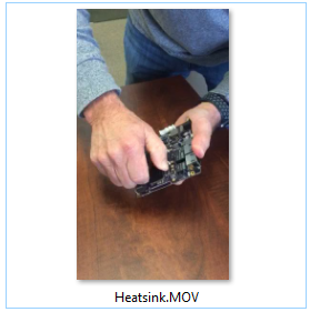 Heatsink Movie Icon