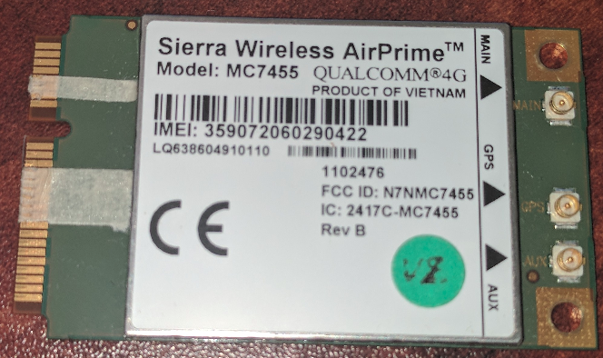 wireless/modem – Gateworks